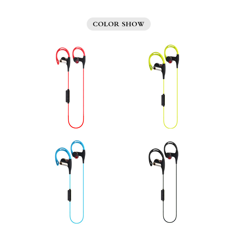Earphone Headset With Microphone