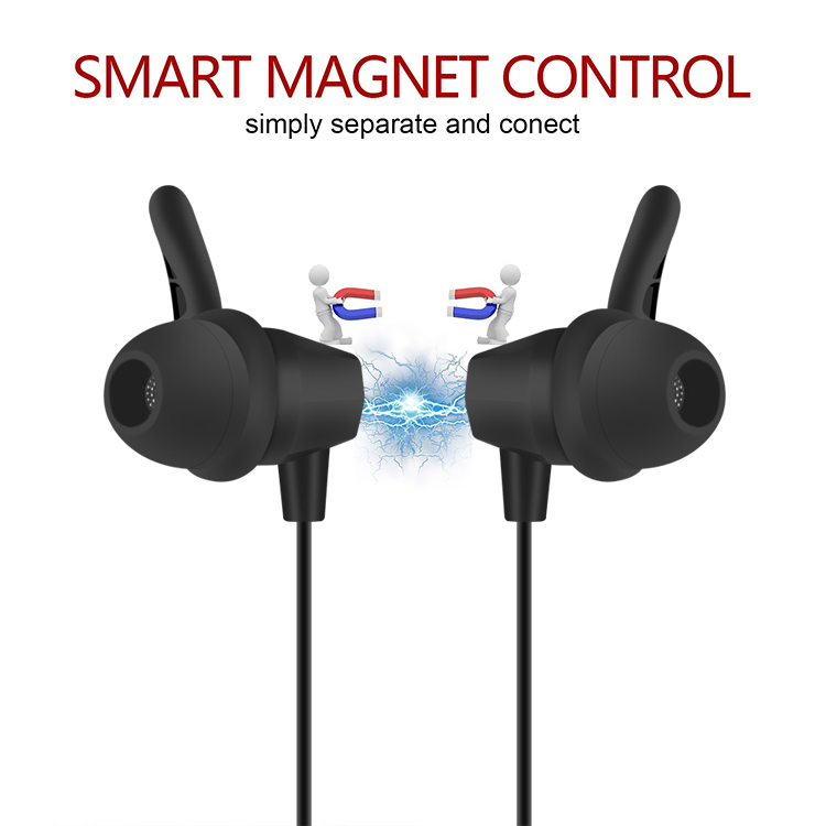 d3e305b4652 The specification for magnetic wireless earphones: Quality In Ear Earphones