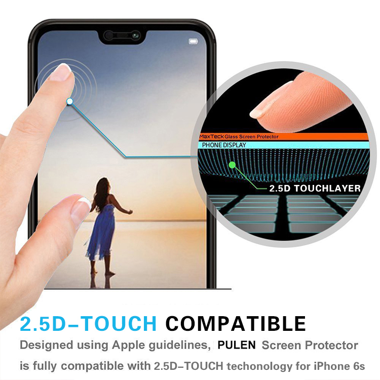 huawei p20 lite/nova 3e full coverage screen protector
