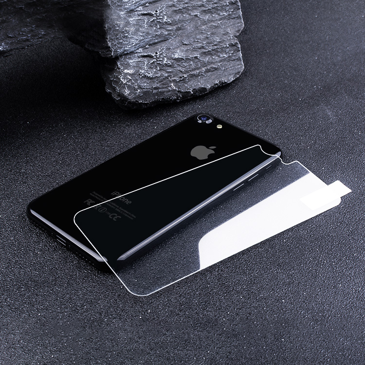 iphone 8 wholesale back tempered glass screen protector guard