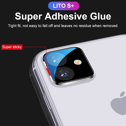 Apple iphone lens protector