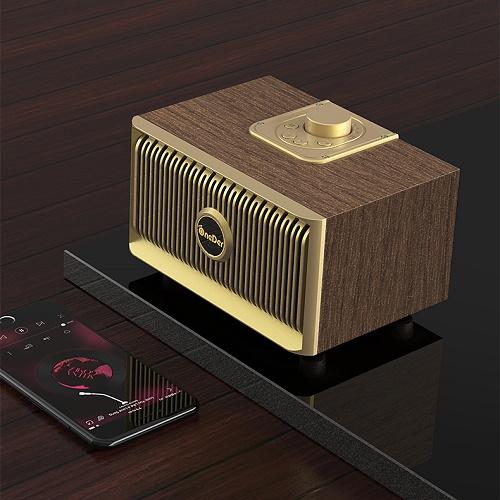 FM Radio Function Bluetooth Wireless Speaker