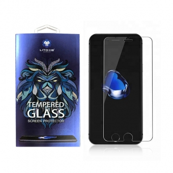 Iphone 7/8 plus tempered glass screen protector