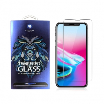 Iphone X 9h tempered glass screen protector film