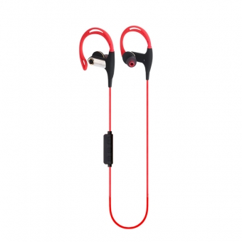 Wireless sports earphones hd stereo headphone