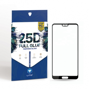 Huawei p20 super slim tempered glass screen protectors