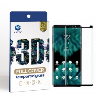 Samsung galaxy note 9 full coverage tempered glass screen protectors