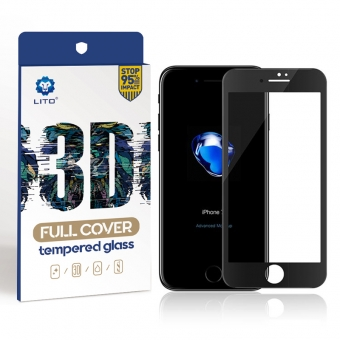 Apple iphone 7/8 3d tempered glass screen protectors