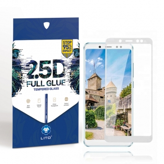 Xiaomi redmi note 5A full cover tempered glass screen protector
