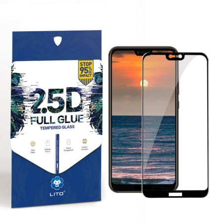 Huawei P20 Lite/Nova 3E Full Cover Tempered Glass Screen Protector