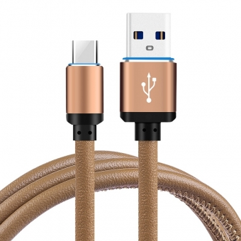 Type c usb data cable high durability fast charging charge cable