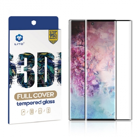 Samsung Note 10/10 Pro Full Cover 9H Hardness Tempered Glass Screen Protectors