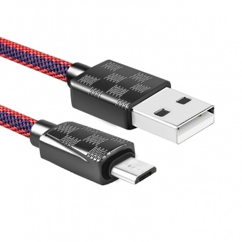 Best Fairview Braided Smart Long-lasting Fast Charging Performance USB Data Cable For Sale