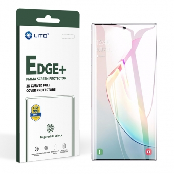 Best Edge+ Full Coverage Full Glue PMMA Glass Screen Protector For Samsung Galaxy Note10 For Sale